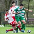 U19: Orzeł Myślenice - Skalnik Trzemeśnia [fot. Bartek Ziółkowski]