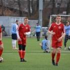 SC Vistula w meczu ligowym
