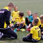 MŁODZIK 2012 vs Syrenka Soccer School