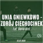 UNIA - Zdrój [Sparing] Fot. Daria Stec