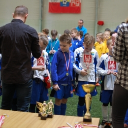 Halowy Turniej Żory CUP 2017