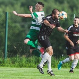 Finał Pucharu Polski: Jordan Zakliczyn - Orzeł Myślenice [fot. Bartek Ziółkowski]
