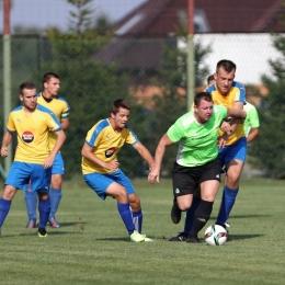 Wicher Wilchwy - Gwiazda Skrzyszów 31.08.2019