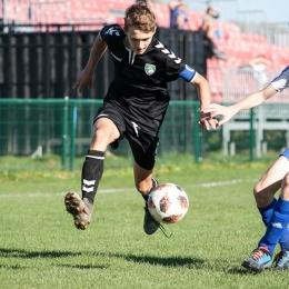 U15: Orzeł Myślenice - Szkoła Futbolu Staniątki [fot. Bartek Ziółkowski]