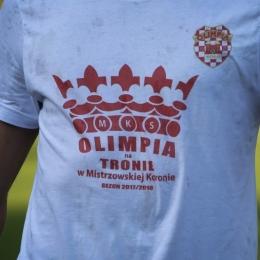 SENIORZY: MKS OLIMPIA Koło - PŁOMIEŃ Nekla (16.06.2018)