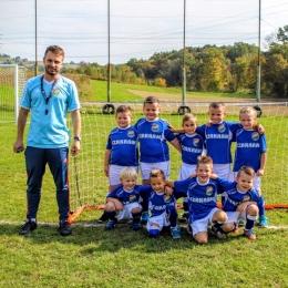 Liga Małych Orłów - Turniej skrzatów w Łoniowej