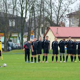 Błonianka II Błonie - Sokół Budki Piaseckie, 09.11.2014, wynik 2-1!