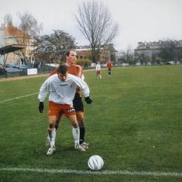Górnik - ŁKS II Łódź 1-2 R.Czekalski 58 (k) - Grawiec 29, 69 (2 października 2004)