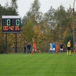 LKS Czaniec - Unia Racibórz 14.10.2017 r.