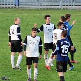 III liga PIAST Tuczempy - JKS Jarosław  1-1(1-1) [2015-10-24]