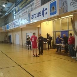 Turniej halowy w Radzyminie, 16.01.2016