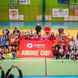 """ROCZNIK 2007/2008: """"ANDRE CUP 2018"""" 11.03.2018"""