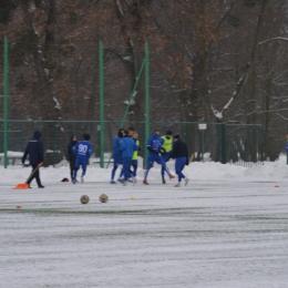 Sparing: MKS Kluczbork - Stal Brzeg 2:2