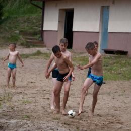Obóz Zgorzałe 2017 dzień VI