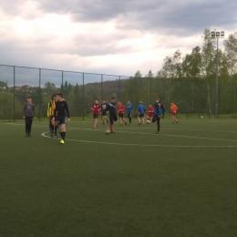 Trening - kwiecień 2016