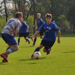 IV liga: BKS Bydgoszcz - Chemik Moderator 2:2