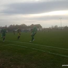 LKS Krzyżanowice - Gwiazda Skrzyszów 05.11.2016r