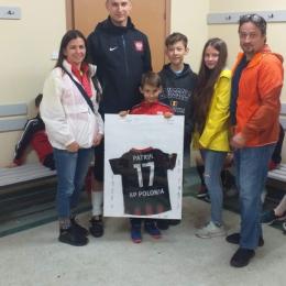 Patrik i jego wspaniała Rodzina. Powodzenia