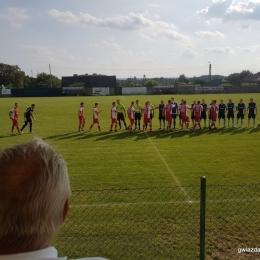 Gwiazda Skrzyszów - Naprzód 32 Syrynia 13.08.2017
