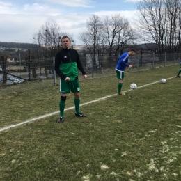 Naprzód Zawada - Gwiazda Skrzyszów 31.03.2018r