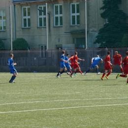 Gwardia - Grom Prace Małe (MazowieckiFutbol.pl)