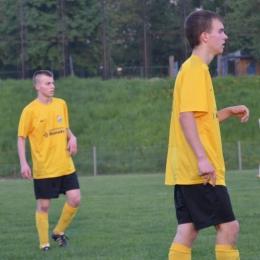Błękitni Tarnów - Rybitwa Ostrów 0:2 mecz zweryfikowany jako walkower 0:3 za wystąpienie nieuprawionego zawodnika