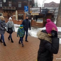 Wyjazd Gwiazdy Skrzyszów do Zakopanego - Listopad' 2017r