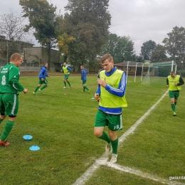LKS Tworków - LKS Gwiazda Skrzyszów - 09.10.2016r