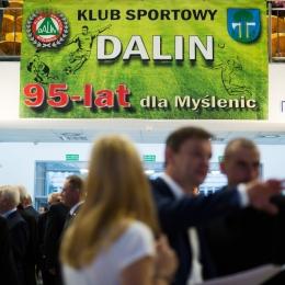 Obchody 95 lecia Klubu Sportowego Dalin Myślenice