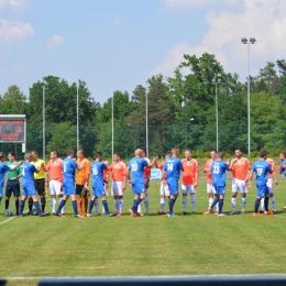 XXXIII kolejka Saltex IV ligi: Piast Strzelce Opolskie - Stal Brzeg