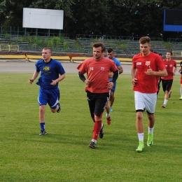 I trening seniorów w sezonie 2017/2018