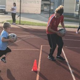 Pierwsze zajęcia dla dzieci z niepełnosprawnością –  AP SPRAWNI