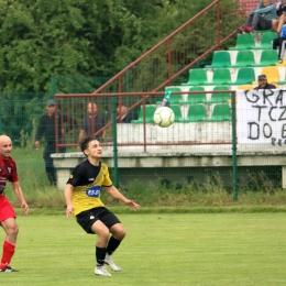 Gracja Tczów - MŁODZIK (seniorzy) - 2. mecz barażowy