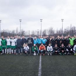 Orzeł Myślenice - Dalin Myślenice - noworoczne derby 2020 (fot. Bartek Ziółkowski]