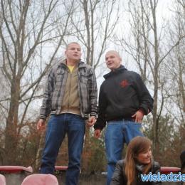 Promnik Łaskarzew - Wisła Dziecinów