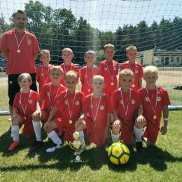 """ROCZNIK 2012: Turniej """"TULISIA CUP 2019"""" (29.06.2019)"""