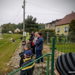 Gwiazda Skrzyszów - Polonia Marklowice 16.10.2016r