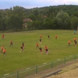 Inter Krostoszowice - LKS Zwonowice :: B-Klasa Rybnik 19.06.2016