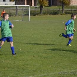 Ostatni mecz młodzików - I  runda 2015/2016
