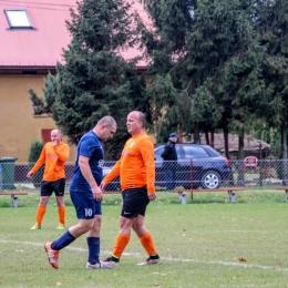 LKS Wierzchosławice/Ostrów - Błękitni 1:1 (1:1)