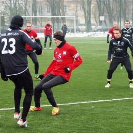 Sparingi 2014/15: Stal Mielec 3-1 Wisła Sandomierz