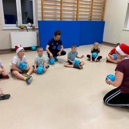 Przedświąteczne treningi i spotkania z dziećmi! Grudzień 2020