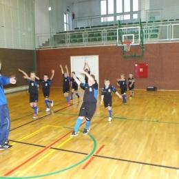 Trening grupy Kunowo.