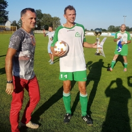 Gminny Turniej Seniorów w Łaziskach 29.07.2017