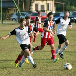 Makovia Makowisko - Piast Tuczempy 0-7(0:4) [02.09.2015]