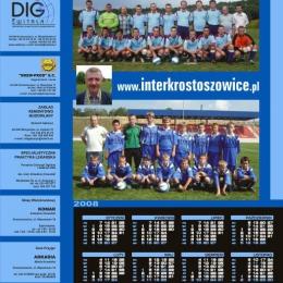 Kalendarz 2008