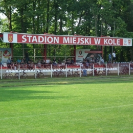 SENIORZY: MKS Olimpia Koło - Warta Eremita Dobrów (12.05.2018)