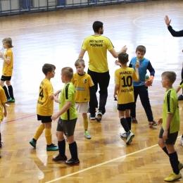 Turniej Oranje Cup w Koninie 15.12.19