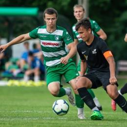 U19: Baraż Orzeł Myślenice - AS Progres Siemacha [fot. Bartek Ziółkowski]