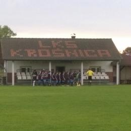 Mecz w Krośnicy